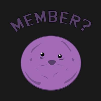 You better member