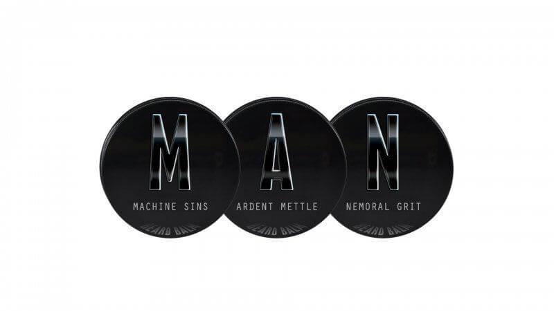 Beardifulman beard balms M.A.N range