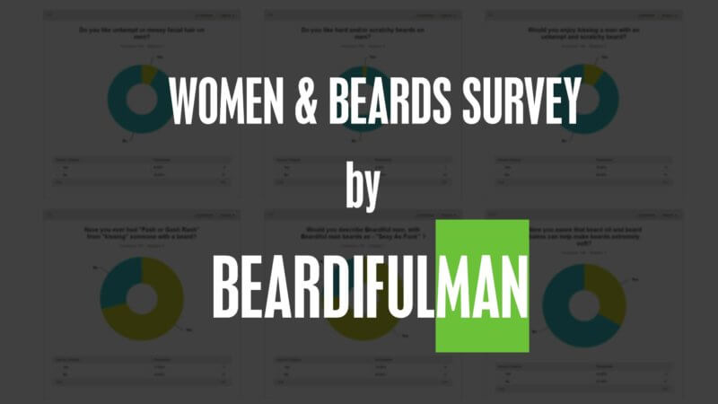 Women and Beards Survey from Beardifulman