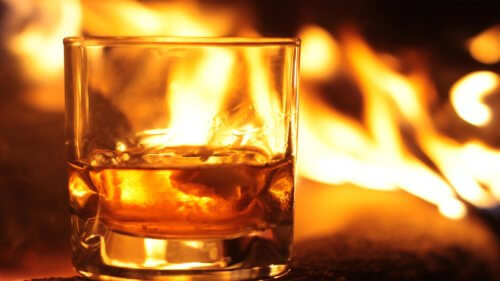 Campfires and Whiskey together forever