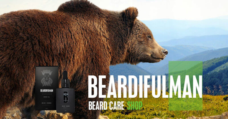 Beard Hands beard Oil for the most beardiful man
