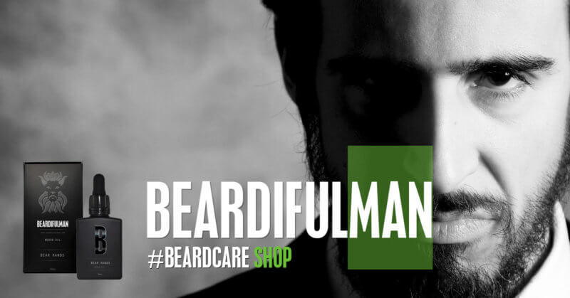 Become a beardiful man with Beardifulman beard care products and accessories!