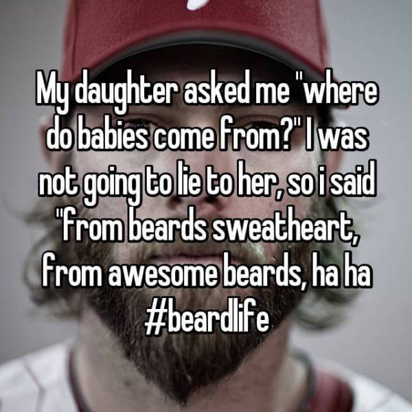 Beards and getting laid