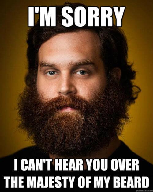 Macs favorite beard meme