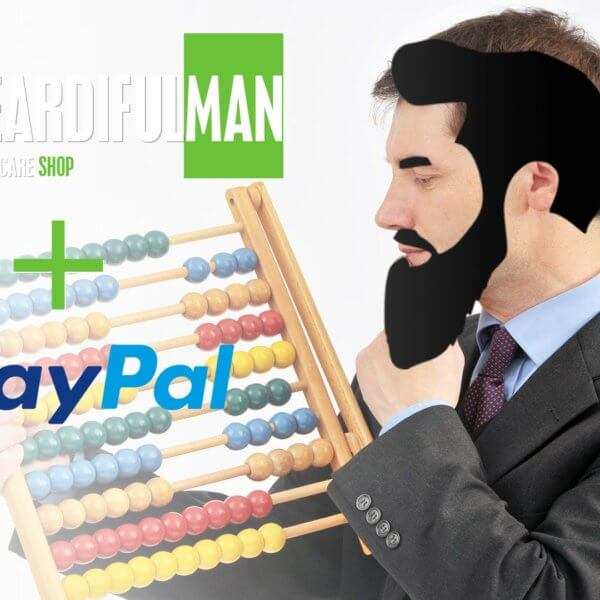 The Beardiful Man, May Now Use PayPal